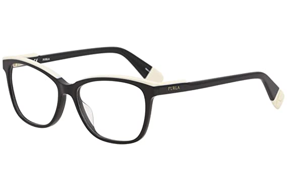 2c5061e76c78 Amazon.com: Furla Womens Eyeglasses VU4970N VU/4970/N 0700 Black ...