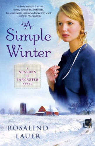 A Simple Winter: A Seasons of Lancaster Novel cover