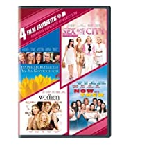 4 Film Favorites: Friends Forever (SEX AND THE CITY: THE MOVIE, Divine Secrets of the Ya-Ya Sisterhood, Now and Then, The Women) by Warner Home Video