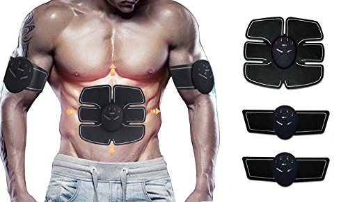 Cheap  ABS Stimulator Training the Body Ultimate Abs Stimulator For Abdomen/Arm/Leg ;EMS Abs..