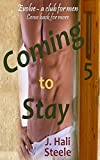 Coming to Stay (Club Evolve Book 5)