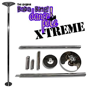 The Original Bada Bing X-treme Portable Dance Pole