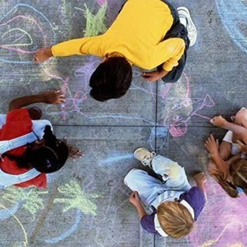 chalk city sidewalk chalk 20 count 7 different colors