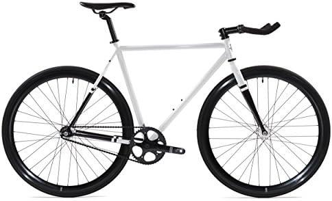 State Bicycle Core Model - Bicicleta de Carretera, Color Blanco ...