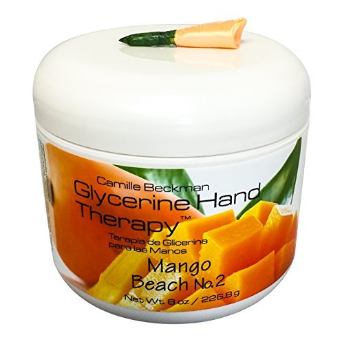 Camille Beckman Glycerin Hand Therapy, Mango Beach No. 2, 8 Ounce by Camille - Stores Mall Vero Beach