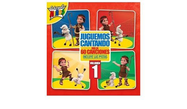 Cedarmont Niños, Cedarmont Kids - Juguemos Cantando Vol.1 : Paquetes Premium 3 Discos (Incluye las pistas) [Audio CD] Cedarmont Niños and Cedarmont Kids ...