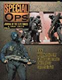 Concord Publications Special Ops Journal #6 GIGN Newark Police ERT Caribbean Commandos Pakistani SSG Sayeret Giva'ati