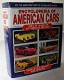 Encyclopedia of American Cars, Auto Editors of Consumer Guide, 0785317775