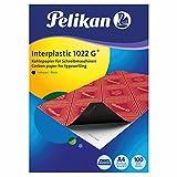 Pelikan Interplastic 1022G 100Sheets A4 - Carbon