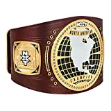 WWE NXT North American Championship Replica Title Belt Dark Brown