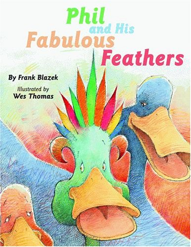 Download Phil and His Fabulous Feathers pdf