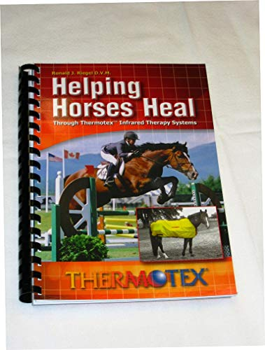 Thermotex Equine Helping Horses Heal Book