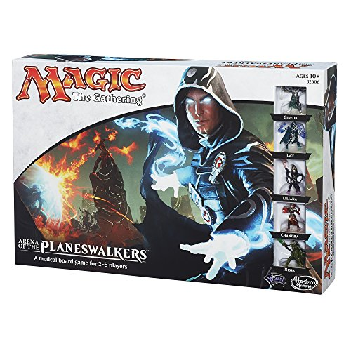 Magic The Gathering: Arena of the Planeswalkers Game ... Planeswalker Arena Board Game