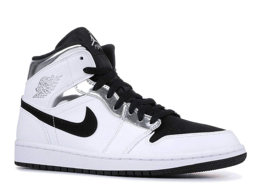 best sneakers 078d5 e75f3 Amazon.com | Jordan Air 1 Mid | Basketball