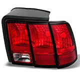 For Ford Mustang 2Dr Coupe Rear Tail Light Tail Lamp Brake Lamp Passenger Right Side Replacement