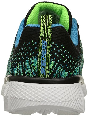 Skechers Equalizer 2.0 - Perfect Game - Zapatillas Niñas Negro - Black (Black/Blue/Lime)