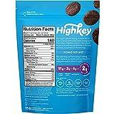 HighKey Snacks Keto Low Carb Food Chocolate Brownie