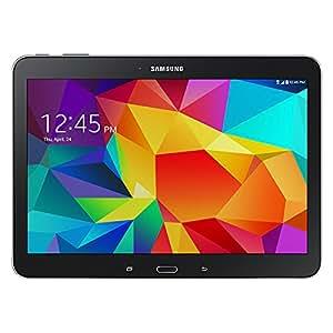 "Samsung Galaxy Tab 4 - Tablet de 10.1"" (4G + GPRS + HSDPA + HSUPA + WiFi + Bluetooth 4.0 A2DP, 16 GB, 1.5 GB RAM, Android 4.4 KitKat), negro (importado)"