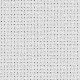 Toile Aïda 5,50 pts au cm 49 X 160 cm Coloris BLANC pour Point de Croix