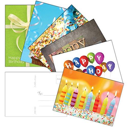 Postcard Cafe (60 Postcards - 4.25