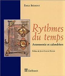 Rythmes du temps. Astronomie et calendriers