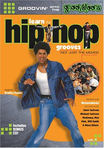 Learn the Hip Hop Grooves, Not Just the Moves Volume 1