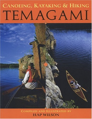 Read Online Canoeing, Kayaking and Hiking Temagami PDF