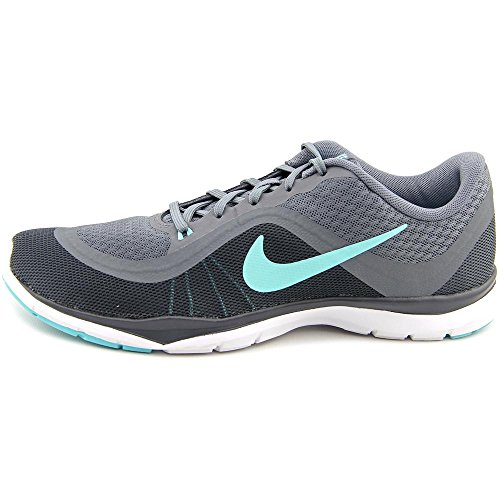 Trainer 6 Turquoise Women's NIKE Cool Hyper Grey Dark Flex Grey q7Axv