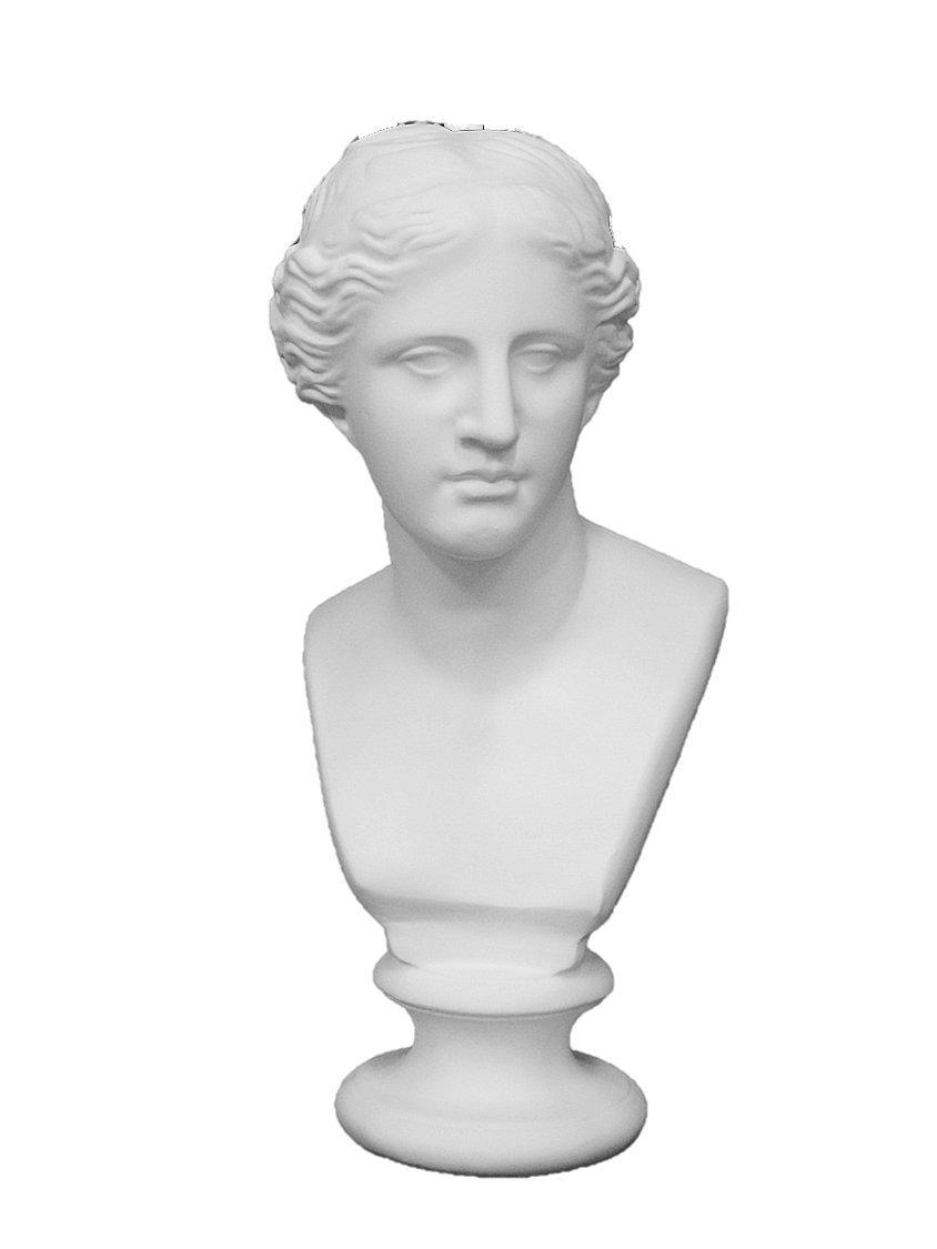 石膏像 A-351 ミロ島ヴィーナス胸像(小) H.35cm B008E2QR8K