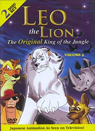 Leo The Lion The Original King Of The Jungle Volume 3