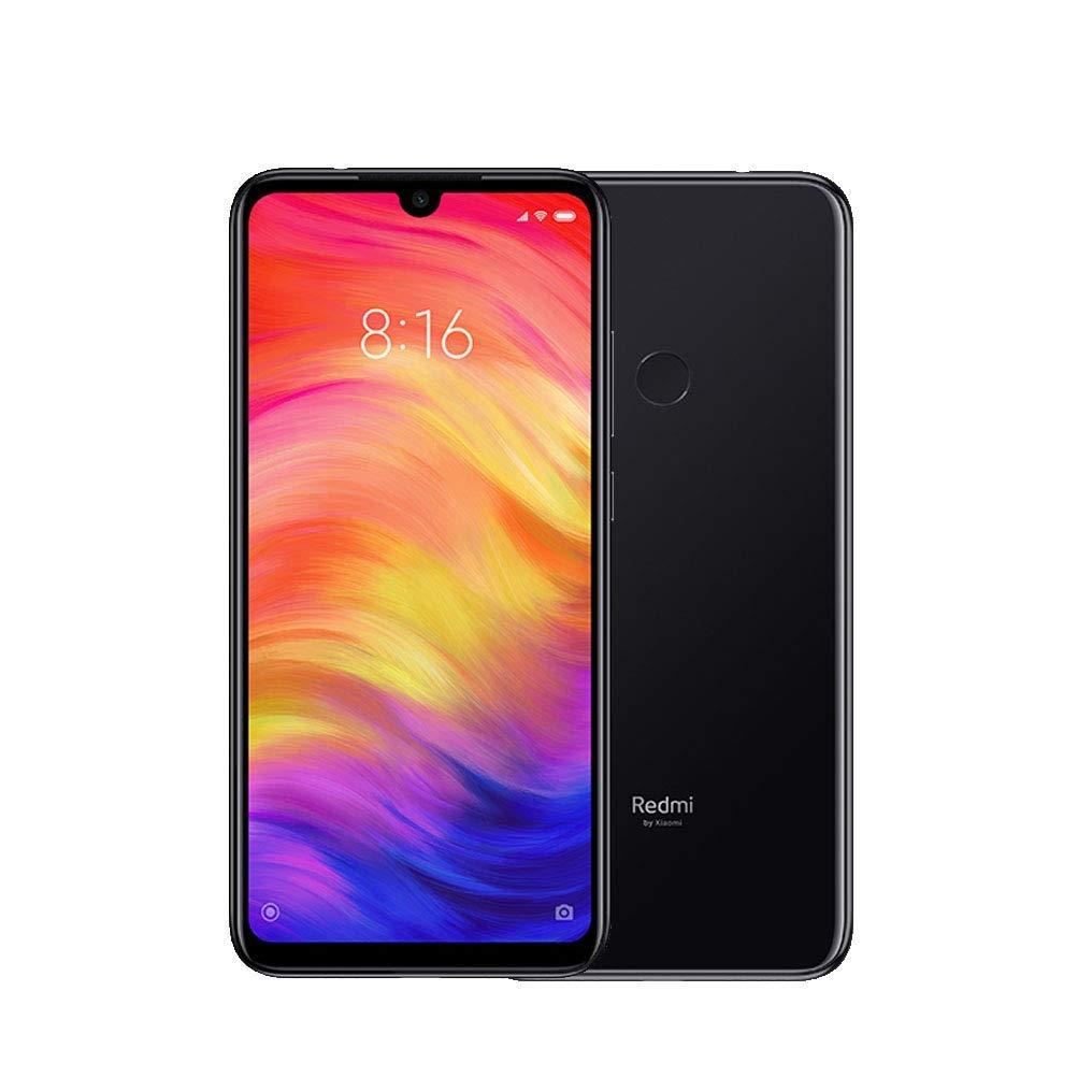 Xiaomi Redmi Note 7 64gb 4gb Ram 6 30 Fhd Snapdragon 660 Black Unlocked Global Version