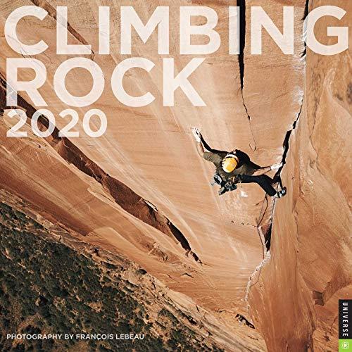 Climbing Rock 2020 Wall Calendar por Francois Lebeau
