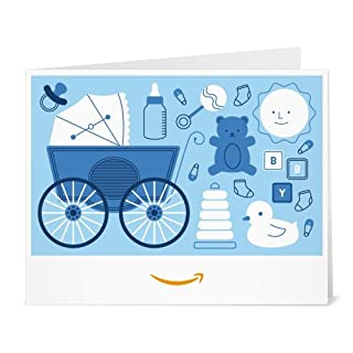 Amazon Gift Card - Print - Baby Icons Blue (B01LZXSOCV) | Amazon price tracker / tracking, Amazon price history charts, Amazon price watches, Amazon price drop alerts