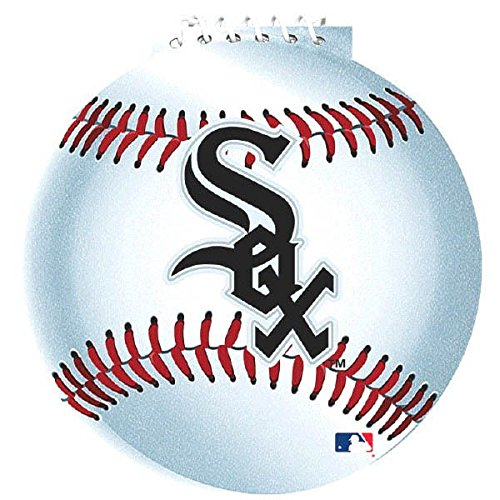 LicensedMLB Chicago White Sox Party Note Pads Favour, Paper, 5