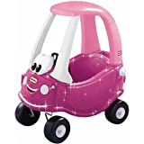 Little Tikes Princess Cozy Coupe with Glitter
