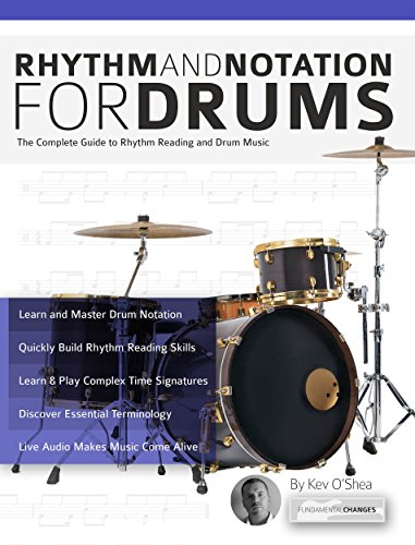 47 Best Drum Kit Books of All Time - BookAuthority