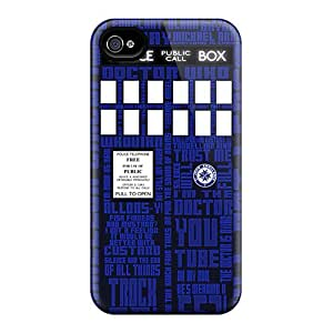 Special Design Back Blue Tardis Phone Cases Covers For Iphone 6plus