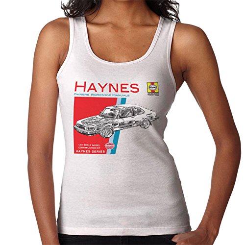 Haynes Owners Workshop Manual 0765 Saab 900 Turbo Women's Vest