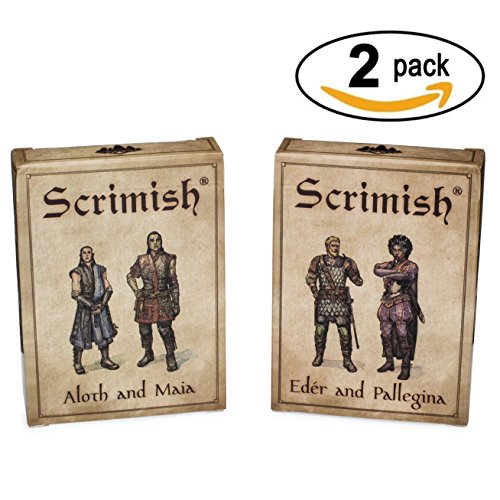 (Scrimish: Strategy Card Game -- Pillars of Eternity 2 Pack)