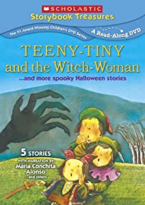 Teeny Tiny and the Witch Woman . . . and more spooky Halloween stories by New Video Group