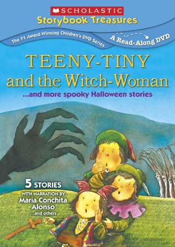 Teeny Tiny and the Witch Woman . . . and more spooky Halloween -