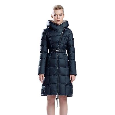 Molie Mode Col de Fourrure Blouson Manteau Solide Couleur Fourrure Désign Automne Hiver Femme Manteau/Doudoune