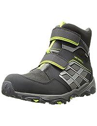 Merrell Boy's Moab FST Polar Mid A/C Waterproof Ankle Boots