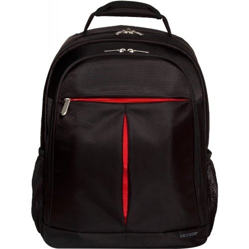- Sumdex Decode Computer Backpack for 15.6-Inch Notebooks (DED-013BK)