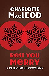 Rest You Merry: A Professor Peter Shandy Mystery (The Peter Shandy Mysteries Book 1)