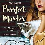 Purrfect Murder: Mysteries of Max, Book 1   Nic Saint