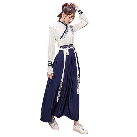 YCWY Traje Chino Antiguo, Vestido Chino Vintage para Pareja ...