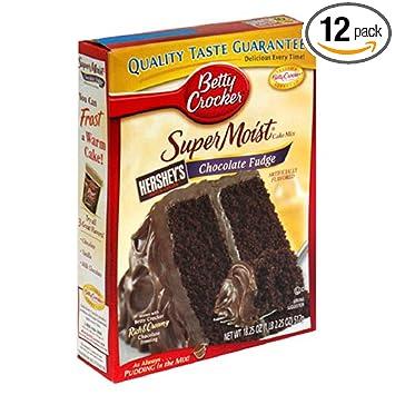 Betty crocker chocolate cake recipes from scratch