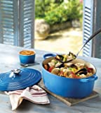 Le Creuset Oval French Oven and Skillet Set