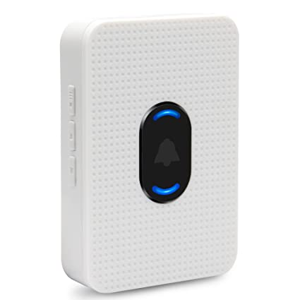 EKEN Wireless Doorbell Chime, Indoor Chime For EKEN Video Doorbell, 5  Adjustable Volume Levels